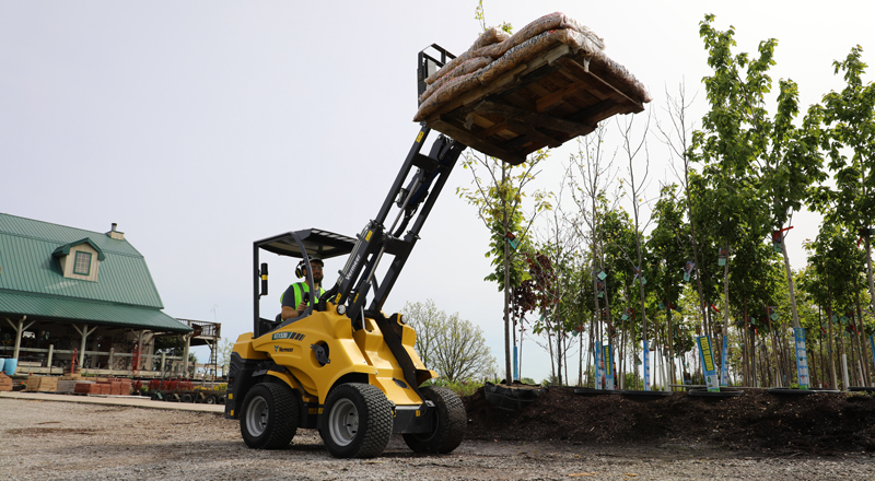 Vermeer Compact Articulated Loader